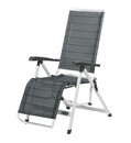 Outwell Nova Reclining Chair titanium